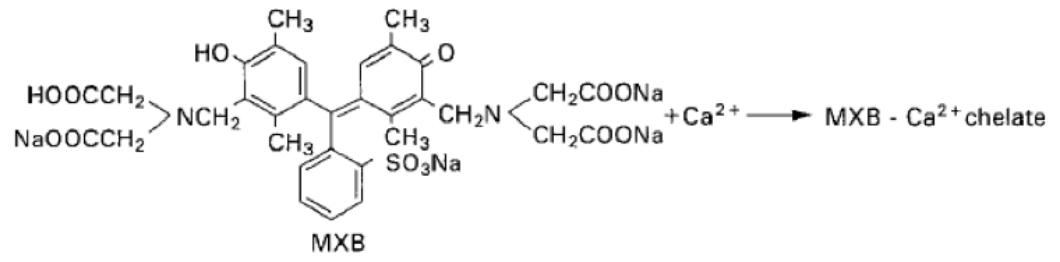 Calcium (Ca) Principle of the Method